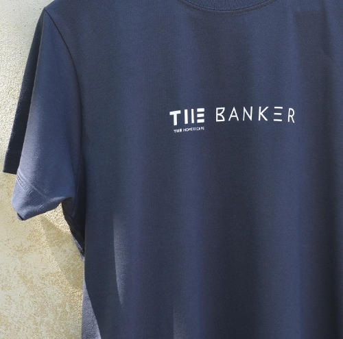 THE T-SHIRT ''THE BANKER''