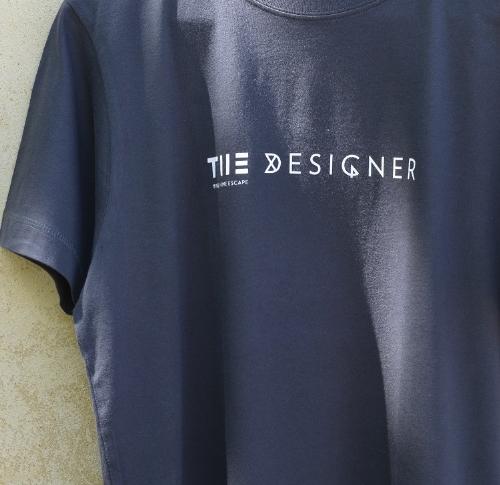 THE T-SHIRT ''THE DESIGNER''