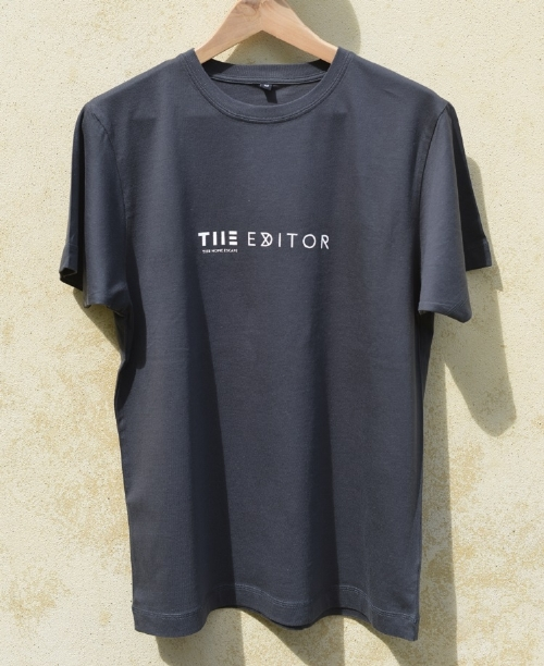 THE T-SHIRT ''THE EDITOR''