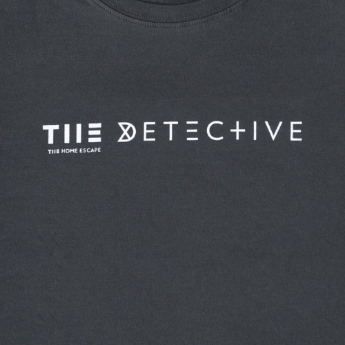 THE T-SHIRT ''THE DETECTIVE''