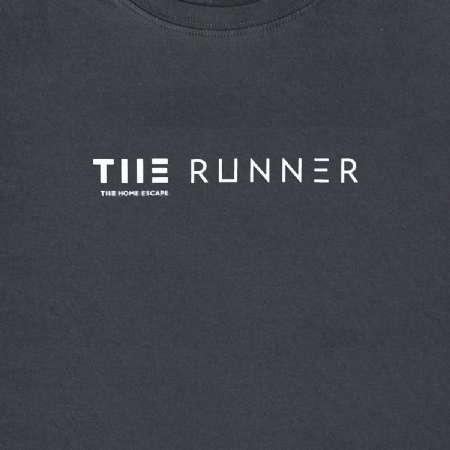 THE T-SHIRT ''THE RUNNER''
