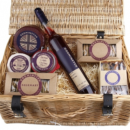 THE small hamper