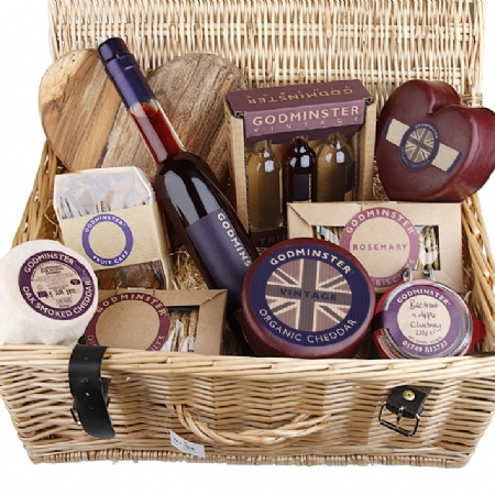 THE Large hamper