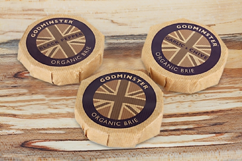 THE Organic brie selection