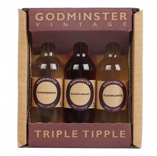 THE Triple vodka
