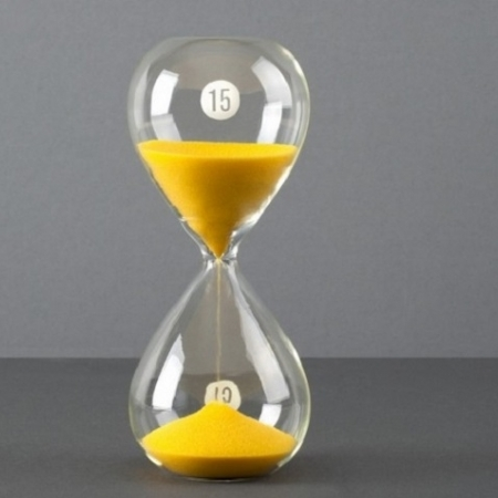 THE 15 MINUTE TIMER