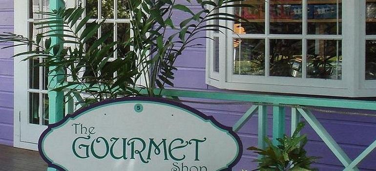 The Gourmet Shop | Barbados