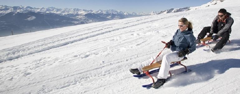 Winter Activities | Crans-Montana