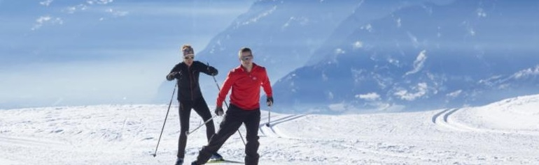On the slopes | Crans-Montana