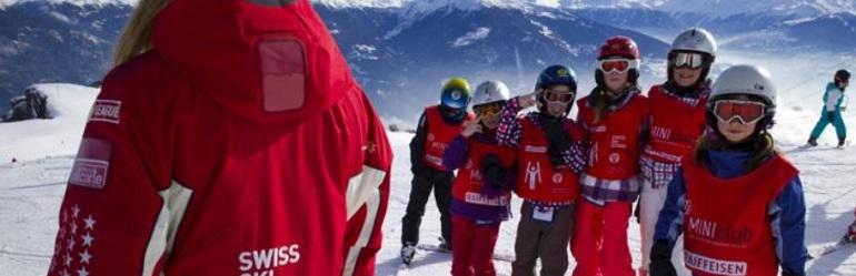 Ski School | Crans-Montana