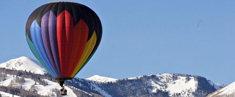Hot Air Balloon | Crans-Montana