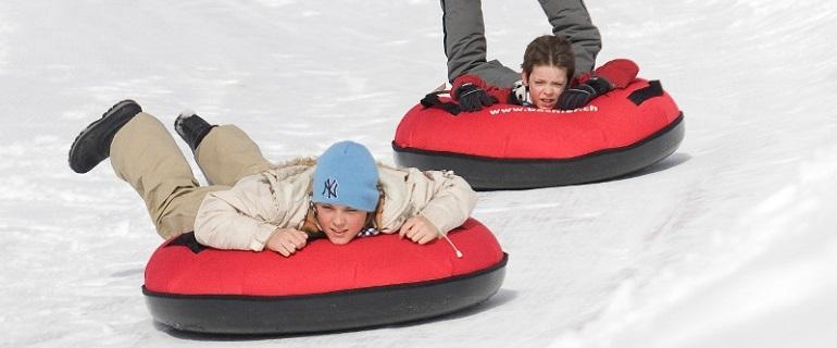 Snowtubing | Crans-Montana