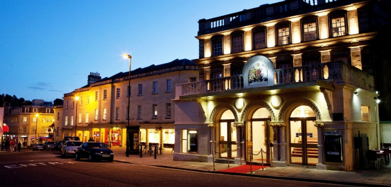 Theatre Royal Bath | Somerset