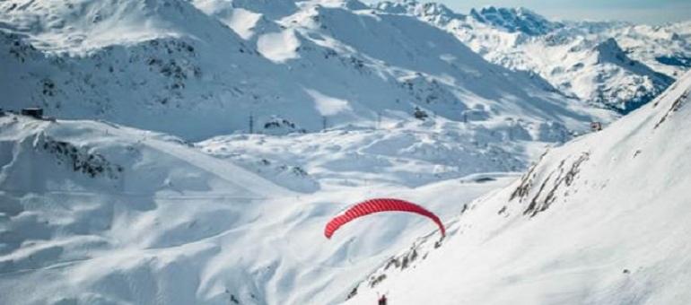 Paragliding | St. Anton