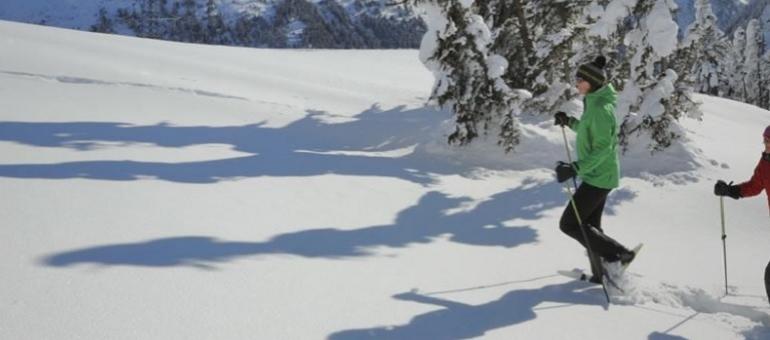 Snowshoe Hiking | St. Anton