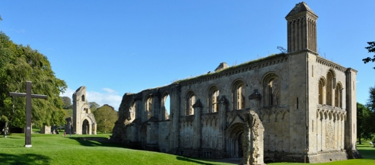 Glastonbury Abbey | Somerset