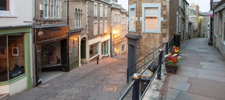 St Catherines Artisan Quarter | Frome | Somerset