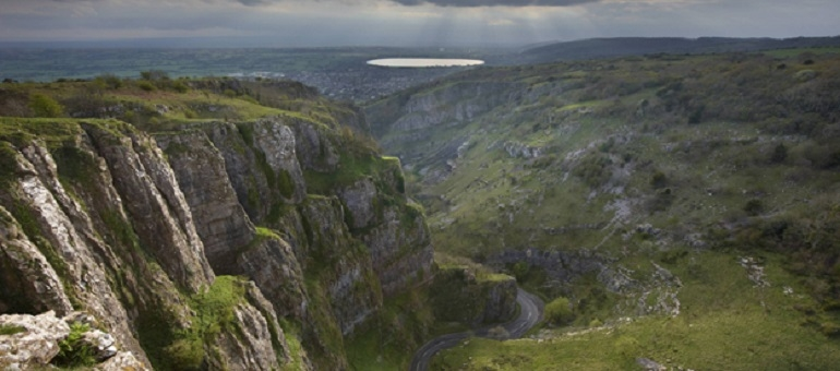 Cheddar Gorge & Caves | Somerset