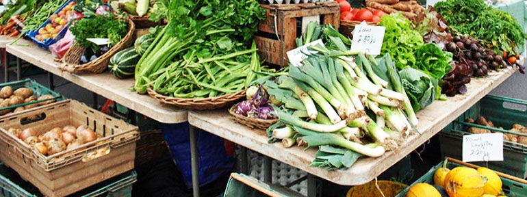 Somerset Farmers Markets | Wells