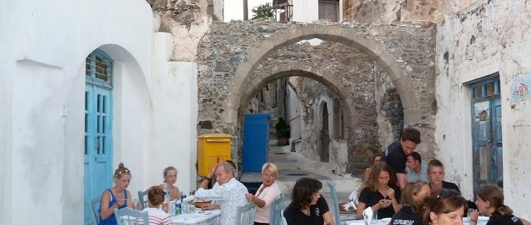 Apiria Tavern   Emporios