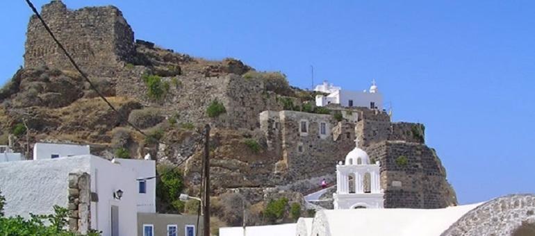 Castle | Greece