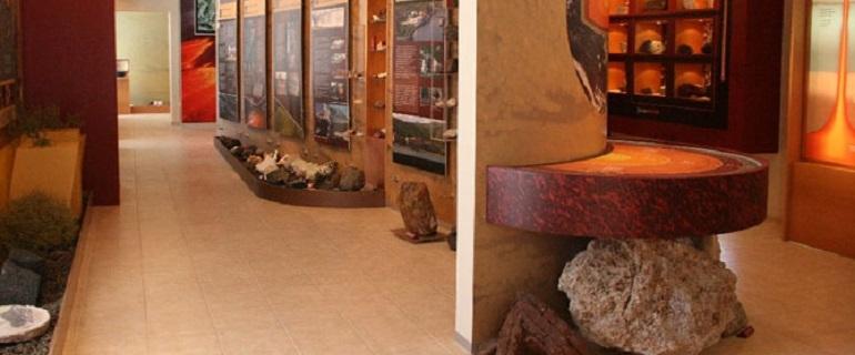 Volcano Museum | Greece