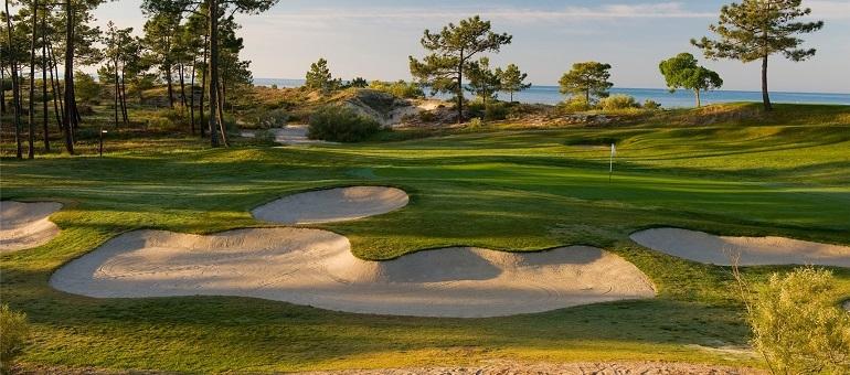 Troia Golf I Portugal