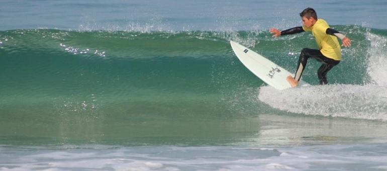 Surf School I Portugal
