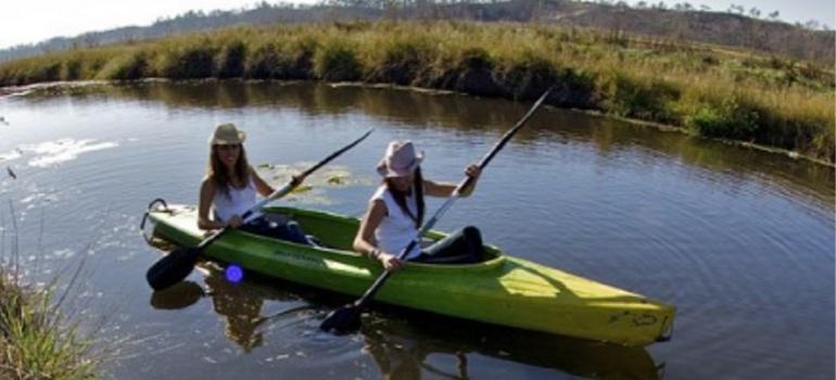 Kayaks I Portugal