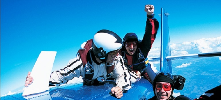 Skydive I USA
