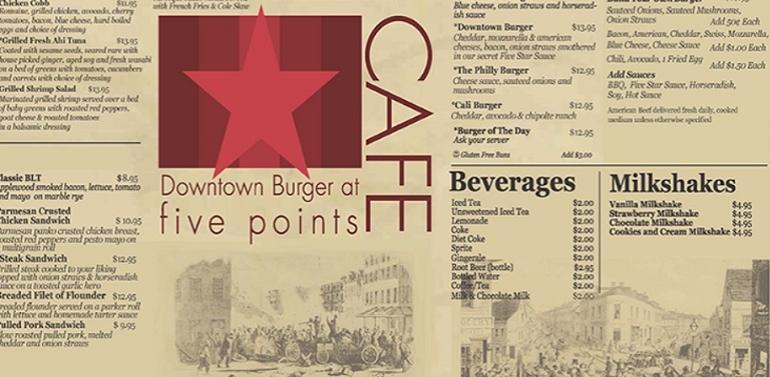 Five Points Cafe I USA