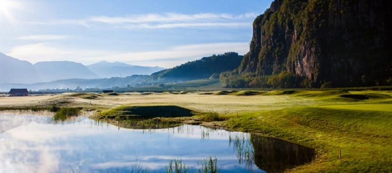 Golf I Italy