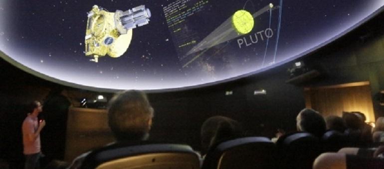 Planetarium I Italy
