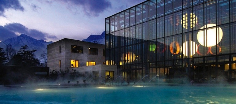 Swimming & Spa I Italy