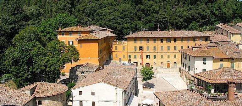Cetona Town I Tuscany