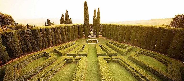 La Foce I Tuscany