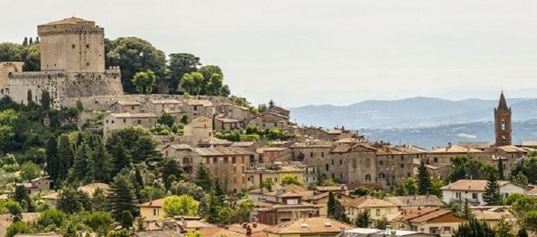 Sarteano I Tuscany