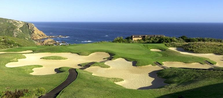 Knysna golf club I South Africa