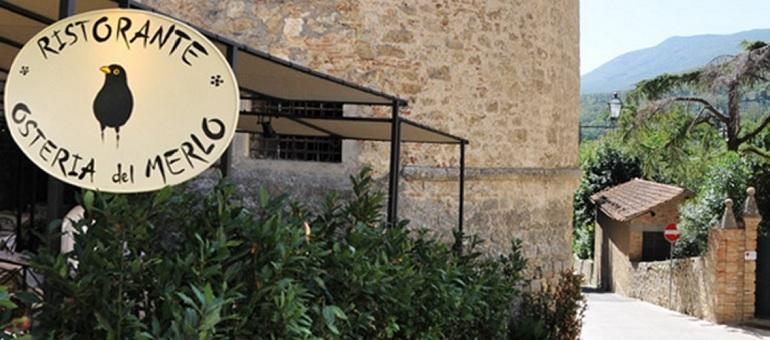 Osteria Del Merlo I Tuscany