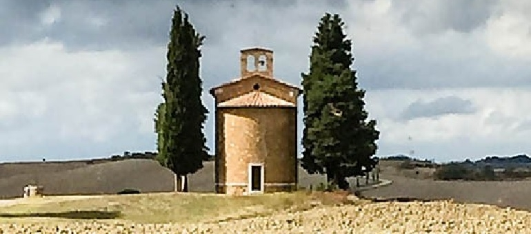 Pienza ring-walk I Tuscany