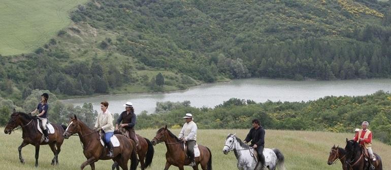 Horse Riding I Tuscany