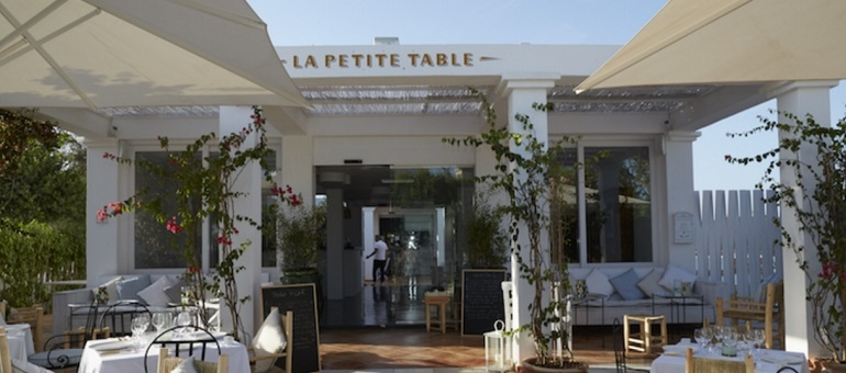 La petite table   Ibiza