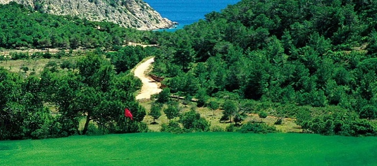 Golf I Ibiza