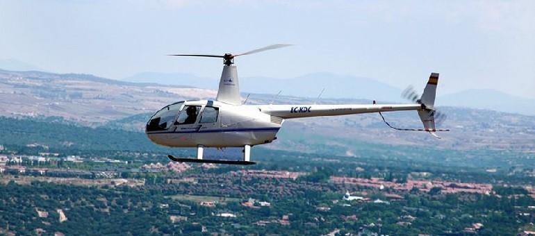 Helicopter | Ibiza