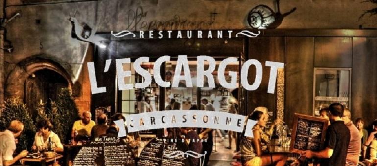 Le scargot | Carcassonne | South France