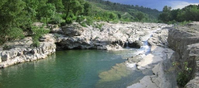 Lakes and waterfalls I South France