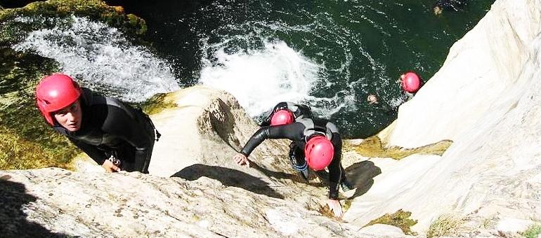 Canyoning  I South France