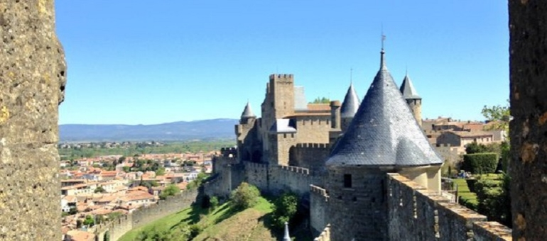Castle Ramparts | South France