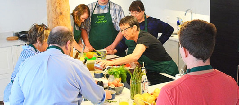 Cooking Classes I South France