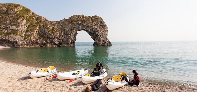 Jurassic Coast Kayak Tours | Dorset